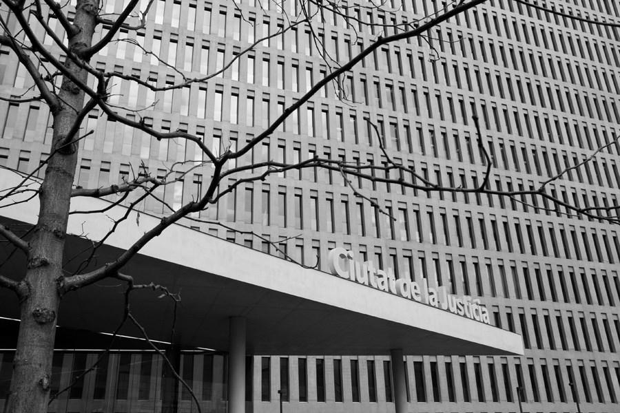 Caroljobe - Arquitectura creativa Barcelona Cuidad de la Justicia