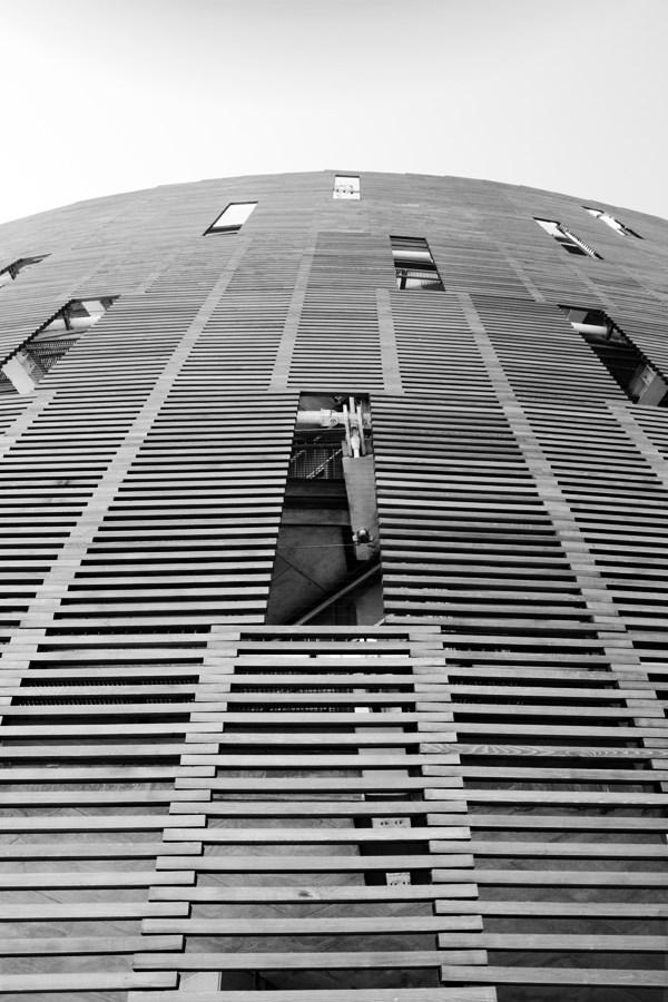 Caroljobe - Arquitectura creativa Barcelona edificio