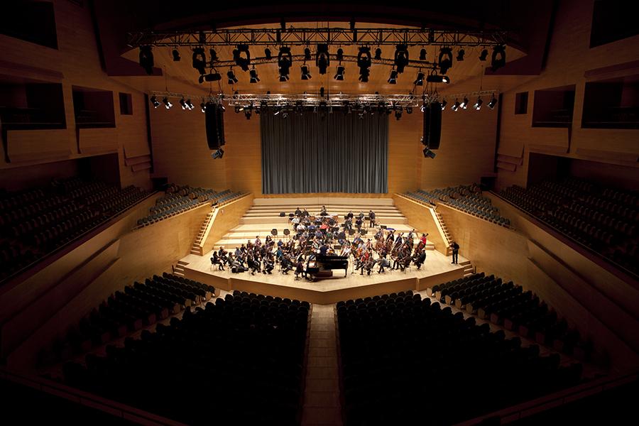 Caroljobe - Eventos Auditori Música