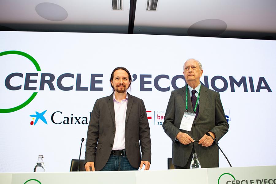 Caroljobe - Eventos Cercle Economía Pablo Iglesias