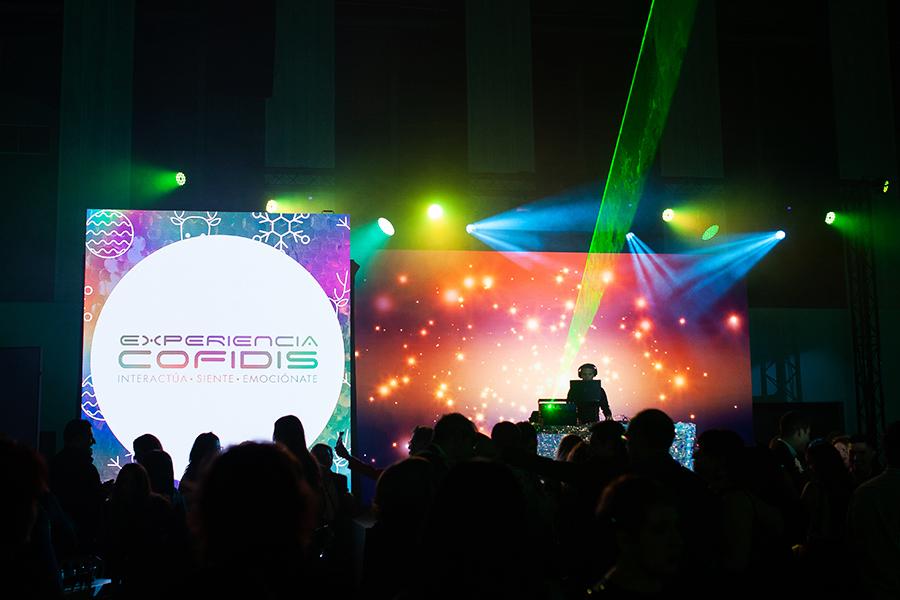 Caroljobe - Eventos Cofidis Espectaculo